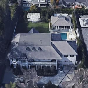 Gideon Yu's House (Google Maps)