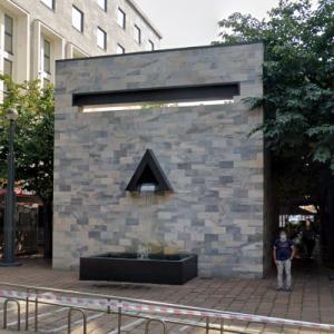 'Monument to Sandro Pertini' by Aldo Rossi (StreetView)