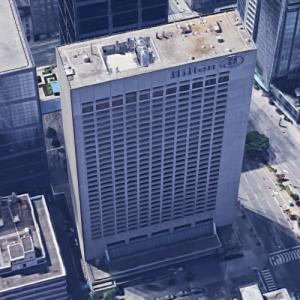 "Hilton Toronto (""The Handmaid's Tale"") (Google Maps)"