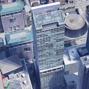 "The Ritz-Carlton Toronto (""The Handmaid's Tale"") (Google Maps)"