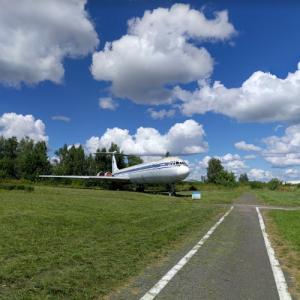 Il-62MK (StreetView)