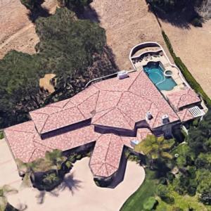 Cooper Kupp's House (Google Maps)