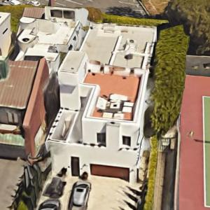 Jonah Hill's House (Google Maps)