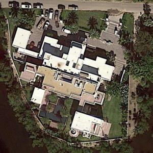 Charles Adams' House (Google Maps)