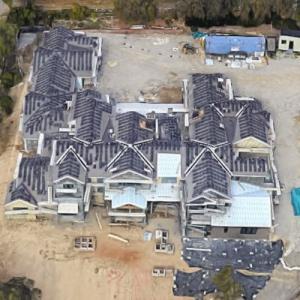 Kris Jenner's House (Google Maps)