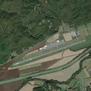 Western Carolina Regional Airport (Google Maps)