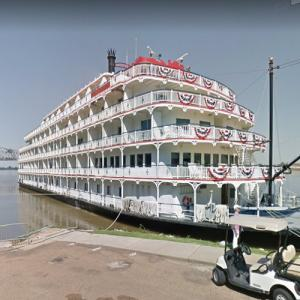 Queen of the Mississippi (StreetView)