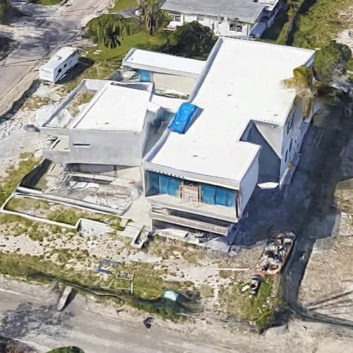 victor oladipo's house in miami beach, fl (google maps)