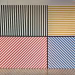 'Wall Drawing #368' by Sol LeWitt