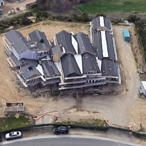 Matthew Stafford's House (Google Maps)