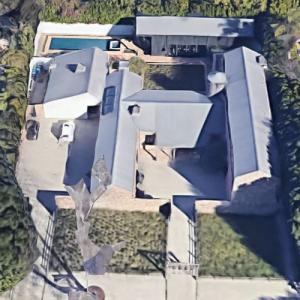 Diane Keaton's House (Google Maps)