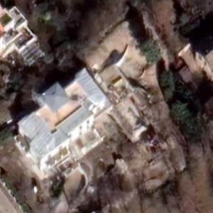 Lőrinc Mészáros's villa (Google Maps)