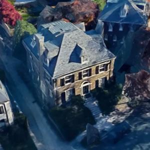 Andrew Weissman's House (Google Maps)