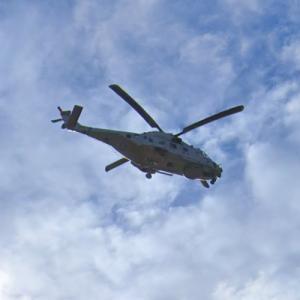 Royal Netherlands Navy NH-90 (StreetView)