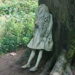 'Weeping Girls' by Laura Ford