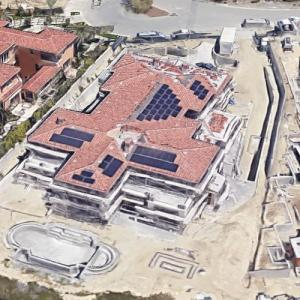 Michael Amini's House (Google Maps)