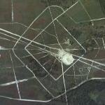RAF Nordhorn range (Google Maps)