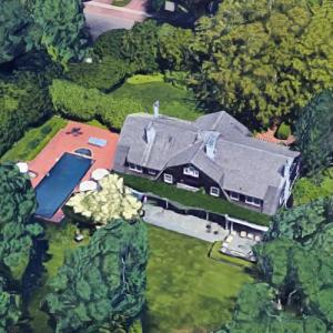 Alan Patricof's House (Google Maps)