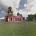 Trinity church, Andrianovo