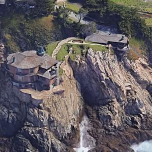 Kim Novak's House (Former) (Google Maps)