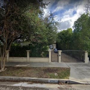 Melanie Martinez's House (StreetView)