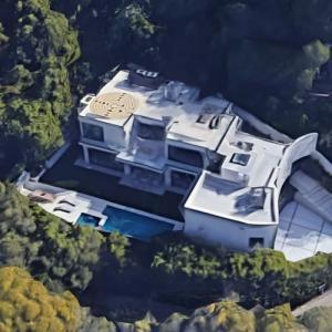 Brooklyn Beckham & Nicola Peltz's House (Google Maps)
