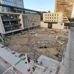'Block 9' by SOM under construction