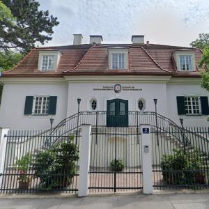 Embassy of Azerbaijan, Vienna (StreetView)