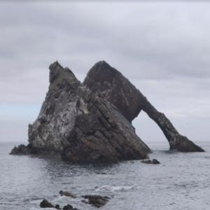 Bow Fiddle Rock (StreetView)