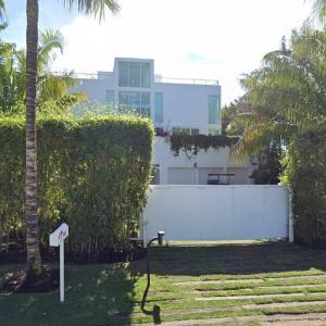 Lionel Messi Miami rental house (StreetView)