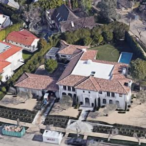 Salim & Mara Brock Akil's House (Google Maps)