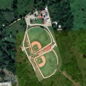 Miami Marlins baseball complex - Dominican Republic (Google Maps)