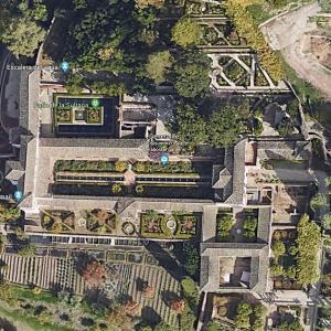 Generalife (Google Maps)