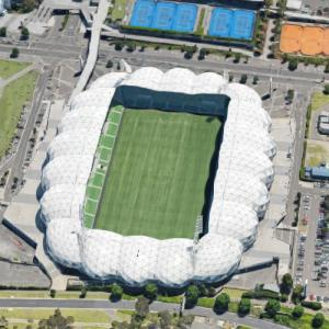 Melbourne Rectangular Stadium (Google Maps)