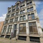 The Bissman Building (Shawshank Redemption halfway house)