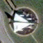 B-58 Hustler (Google Maps)