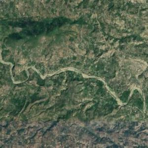 2021 Haiti earthquake epicenter (Google Maps)