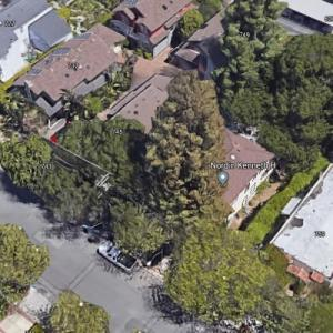 Tim Cook's House (Google Maps)
