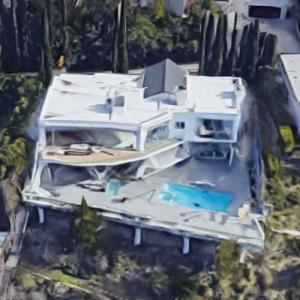 Jameela Jamil & James Blake's House (Google Maps)