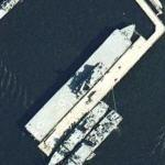 Osumi class landing ship (Google Maps)