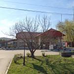 """Budapest Gas Station (""""Black Widow"""")"""
