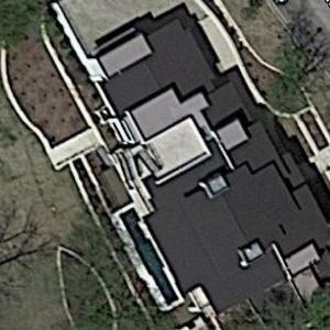 Tom Segura & Christina Pazsitzky's house (Google Maps)