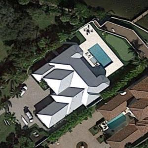 Justin Verlander & Kate Upton's House (Google Maps)