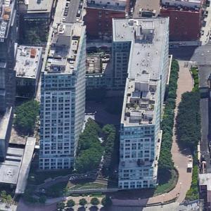 Michael K. Williams' Apartment (Google Maps)