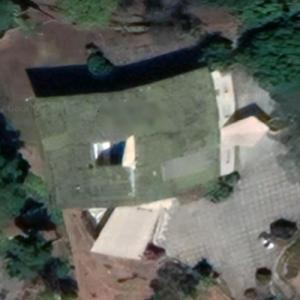 'Villa Planchart' by Gio Ponti (Google Maps)