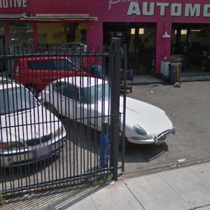 Jaguar E-Type Coupé (Series I) (StreetView)