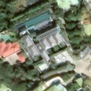 Doug Barrowman & Baroness Michelle Mone's $80M Villa (Google Maps)