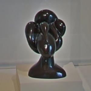 'Tiari (Le Tiaré)' by Henri Matisse (StreetView)