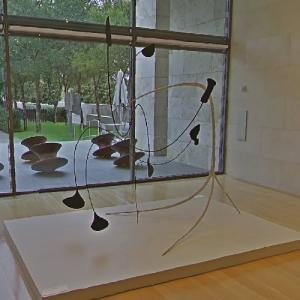 'The Spider' by Alexander Calder (StreetView)