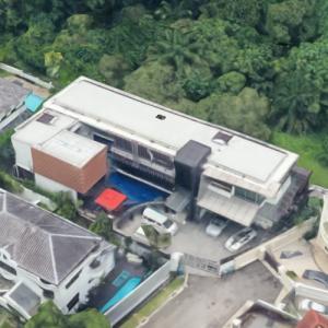 Jamie Chua's house (Google Maps)